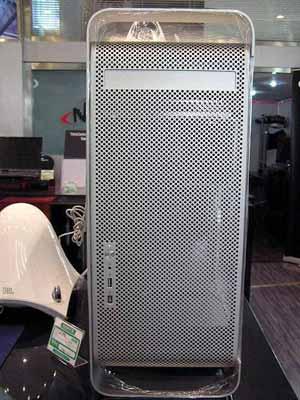 史上最强电脑_苹果G5超级电脑 - 蓝色理想