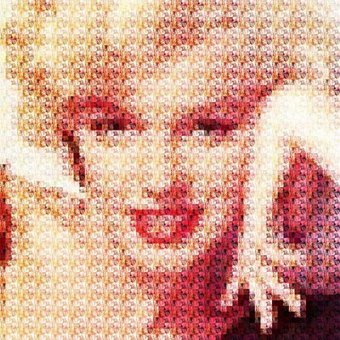 使用图像大小工具调整图片,这样每个小格就变成50*50象素了.-