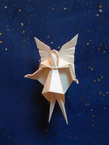 超强的折纸艺术 - 佳作欣赏 - 蓝色理想