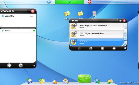 22个在线操作系统(webOS)在线体验 - 趣趣风驰 - 设计|视觉|广告|互联网|软件|酷站