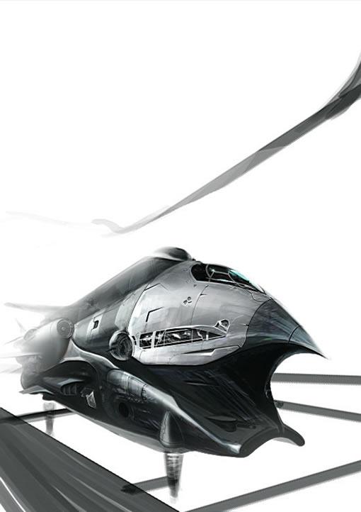 飞船的具体结构