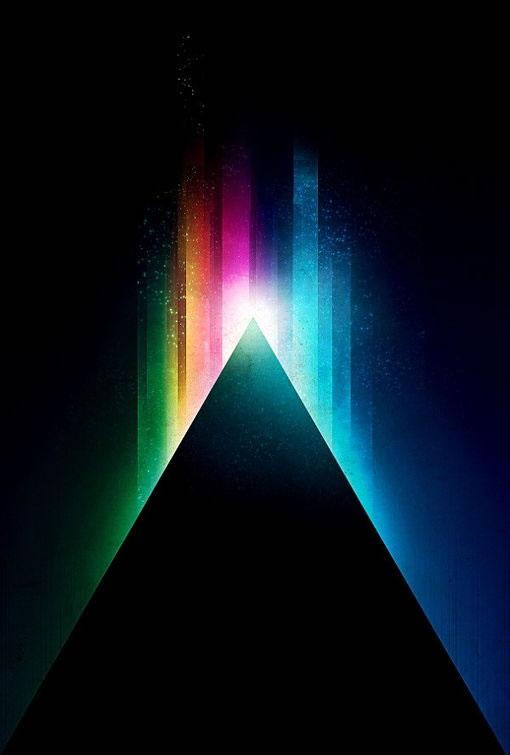 光的轨迹 - 趣趣风驰 - 设计|视觉|广告|互联网|软件|酷站