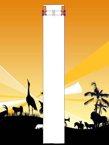 photoshop设计制作保护大自然海报