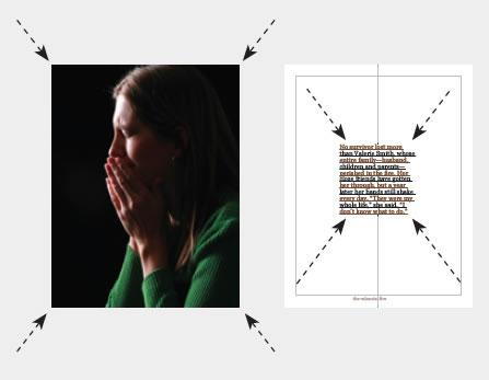 如何利用引言进行版面设计图片
