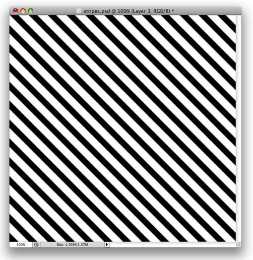 ps黑白条纹背景素材