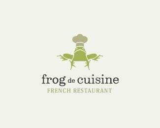 以青蛙为标志的logo欣赏
