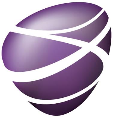 logo设计案例分析:紫色的石头