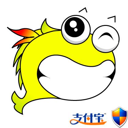 可爱小鱼卡通图片